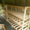DIYで4mの棚を作る。