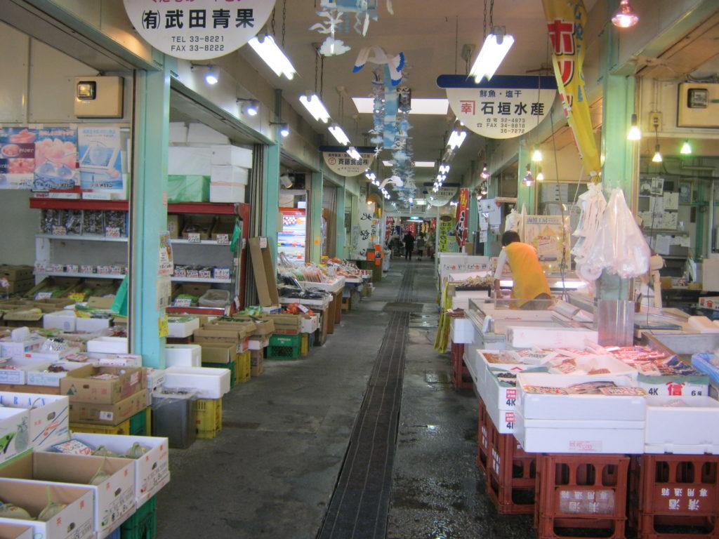 ぷらっと市場でお土産を買う。